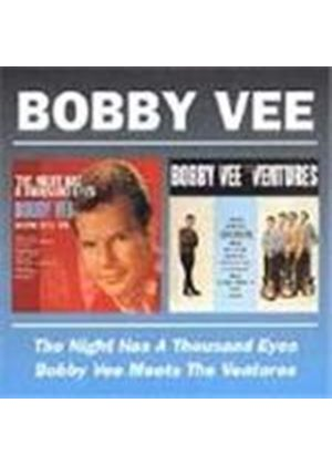 Bobby Vee - Night Has A Thousand Eyes/Meets The Ventures