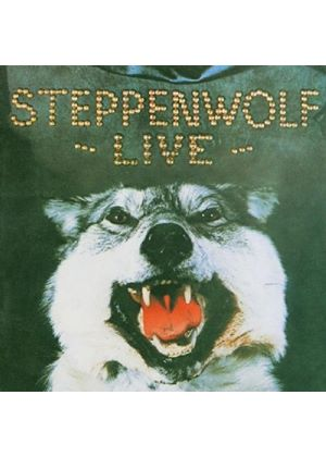 Steppenwolf - Live (Music CD)