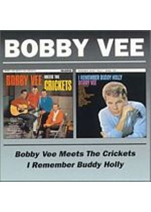 Bobby Vee - Meets The Crickets/I Remember Buddy Holly (Music CD)
