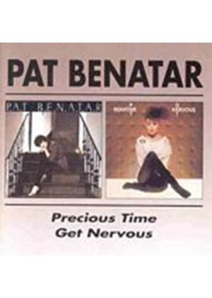 Pat Benatar - Precious Time/Get Nervous (Music CD)