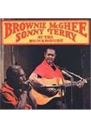 Brownie McGhee/Sonny Terry - At The Bunkhouse
