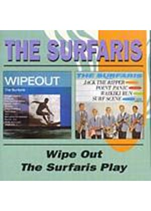 The Surfaris - Wipeout/Surfaris Play (Music CD)