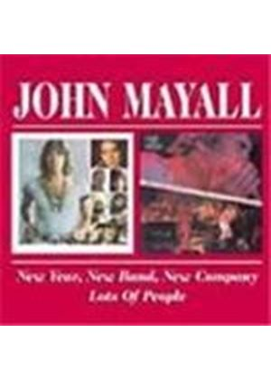 John Mayall - New Year New Band New Company/Lots Of People