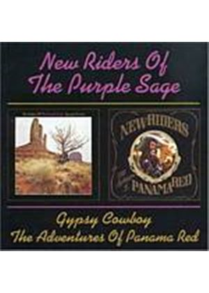 New Riders Of The Purple Sage - Gypsy Cowboy/The Adventures Of Panama Red (Music CD)