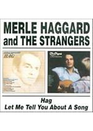 Merle Haggard - Hag/Let Me Tell You About A Song (Music CD)