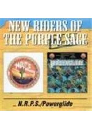 New Riders Of The Purple Sage - NRPS/Powerglide