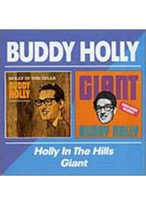 Buddy Holly - Holly In The Hills/Giant (Music CD)