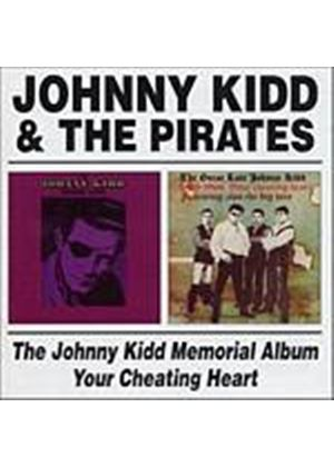 Johnny Kidd And The Pirates - The Johnny Kidd Memorial Album (Music CD)