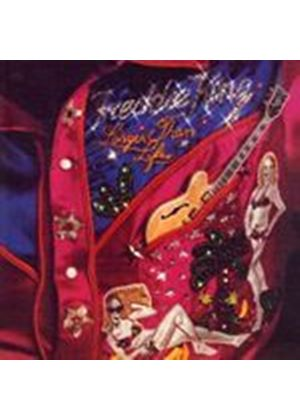 Freddie King - Larger Than Life (Music CD)