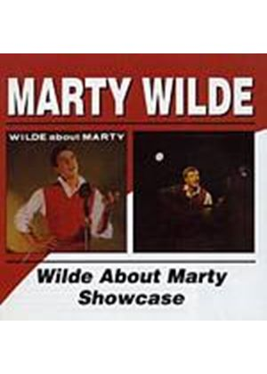 Marty Wilde - Wilde About Marty/Marty Wilde Showcase (Music CD)