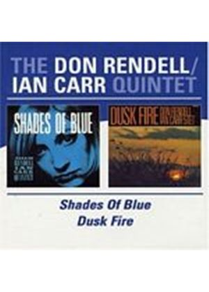 Don Rendell And Ian Carr - Shades Of Blue/Dusk Fire (Music CD)