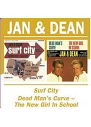Jan And Dean - Surf City/Dead Mans Curve - The New Girl In School (Music CD)