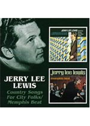 Jerry Lee Lewis - Country Songs For City Folks/Memphis Beat (Music CD)
