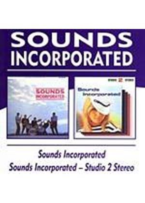 Sounds Incorporated - Sounds Incorporated/Studio 2 Stereo (Music CD)