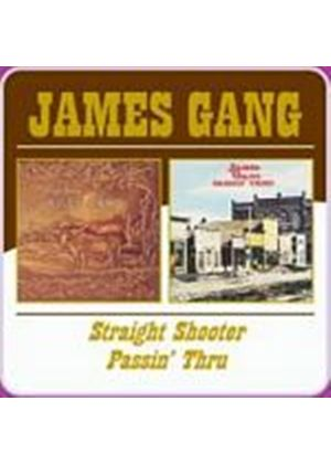 James Gang - Straight Shooter/Passin Thru (Music CD)