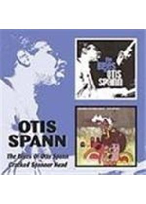 Otis Spann - Blues Of Otis Spann/Cracked Spanner Head