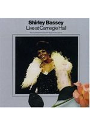 Shirley Bassey - Live At Carnegie Hall (Music CD)