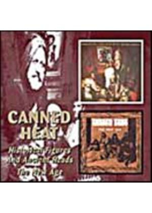 Canned Heat - Historical Figures And Ancient Heads/The New Age (Music CD)