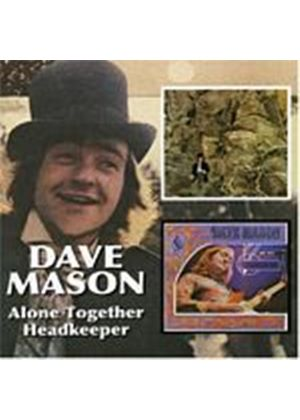 Dave Mason - Alone Together/Headkeeper (Music CD)