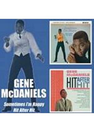 Gene McDaniels - Sometimes Im Happy/Hit After Hit (Music CD)
