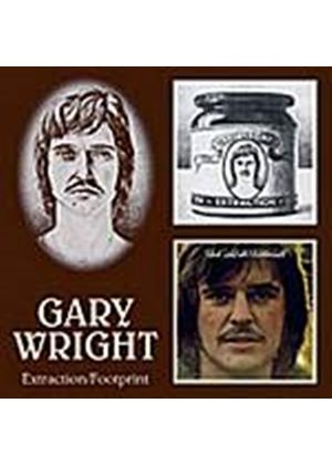 Gary Wright - Extraction/Footprint (Music CD)