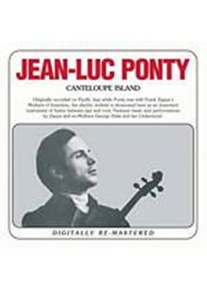 Jean-Luc Ponty - Canteloupe Island (Music CD)