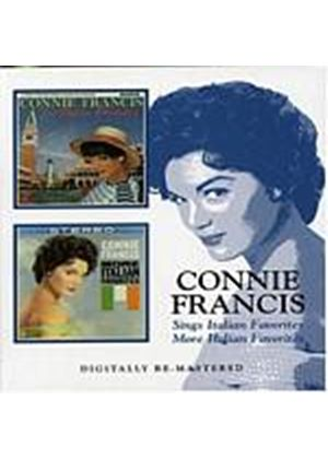 Connie Francis - Sings Italian Favorites/More Italian Favorites [Remastered] (Music CD)