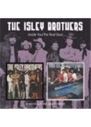 The Isley Brothers - Inside You/The Real Deal (Music CD)