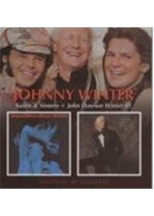 Johnny Winter - Saints And Sinners (Music CD)