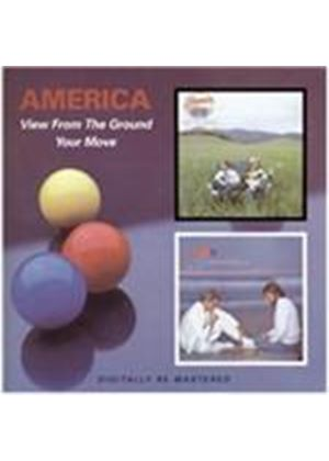 America - View From The Ground/Your Move (Music CD)