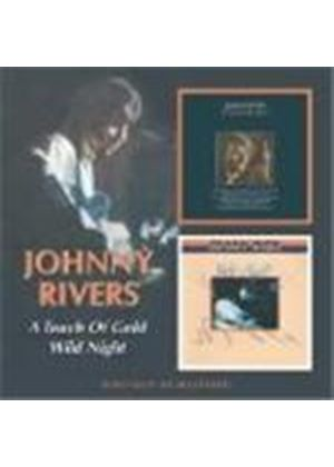 Johnny Rivers - A Touch Of Gold/Wild Night (Music CD)