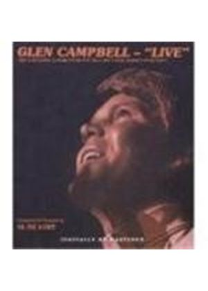 Glen Campbell - Glen Campbell Live (Music CD)