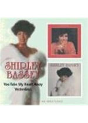 Shirley Bassey - You Take My Heart Away/Yesterday (Music CD)