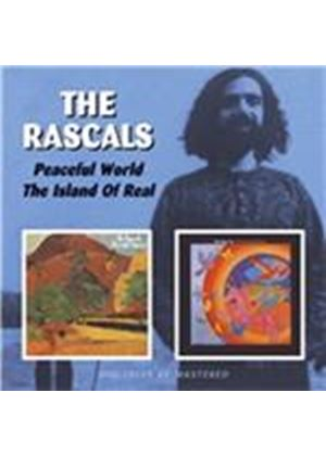 The Rascals - Peaceful World/Island Of Real (Music CD)