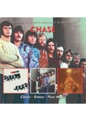 Chase - Chase/Ennea/Pure Music (Music CD)