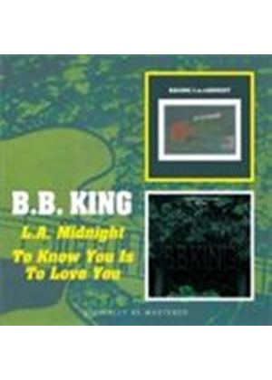 B.B. King - LA Midnight/To Know You Is To Love You [Remastered] (Music CD)