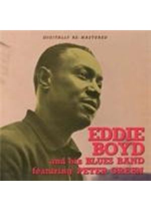 Eddie Boyd Blues Band - Eddie Boyd And His Blues Band (Music CD)