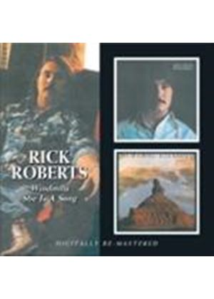 Rick Roberts - Windmills/She Is A Song (Music CD)