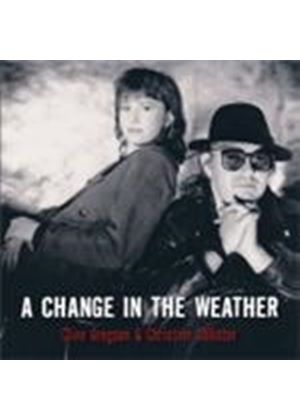 Clive Gregson & Christine Collister - Change In The Weather, A (Music CD)
