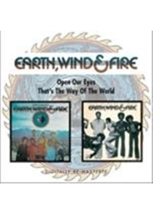 Earth, Wind & Fire - Open Our Eyes/That's The Way Of The World (Music CD)
