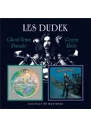 Les Dudek - Ghost Town Parade/Gypsy Ride (Music CD)