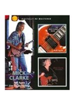 Mick Clarke - Roll Again/Live In Luxembourg (Music CD)
