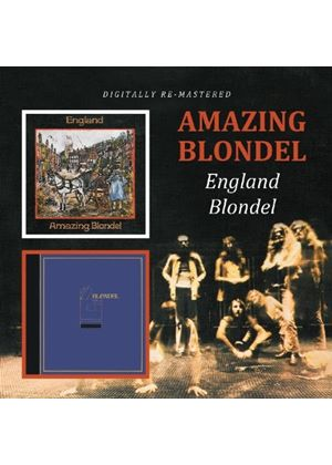 Amazing Blondel (The) - England/Blondel (Music CD)