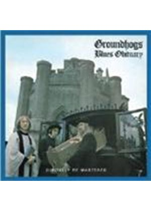 Groundhogs - Blues Obituary (Music CD)