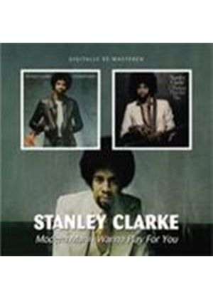Stanley Clarke - Modern Man/I Wanna Play For You [Remastered] (Music CD)