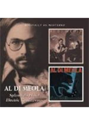 Al Di Meola - Splendido Hotel/Electric Rendevous (Music CD)