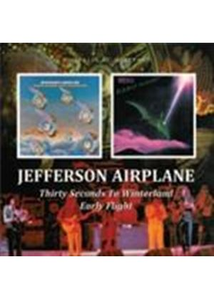 Jefferson Airplane - Thirty Seconds Over Winterland/Early Flight (Music CD)