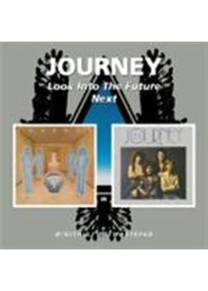 Journey - Look Into The Future/Next (Music CD)