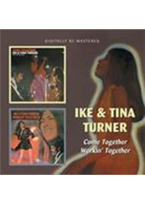 Ike & Tina Turner - Come Together/Workin' Together (Music CD)