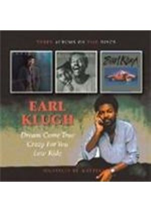 Earl Klugh - Dream Come True/Crazy For You/Low Ride (Music CD)